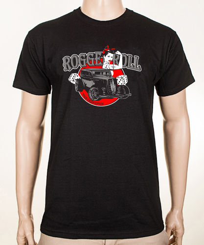 Roggen Roll Hot Rod Shirt